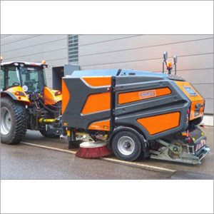 Airport Sweepers & Runway Machinery