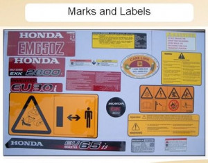 Marks And Labels Graphics Designing Service