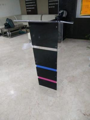 Fancy Acrylic Podium Stand