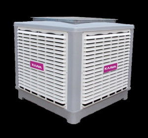 Kaava Turbo 25k Ducting Air Cooling Plant