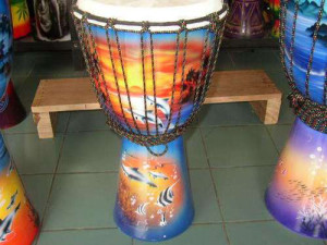 Air Brush Drum