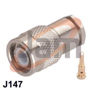 TNC Plug RG. 58