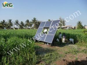 Maintenance Free Solar Pump