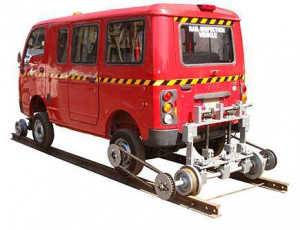 Track Inspection Vehicle