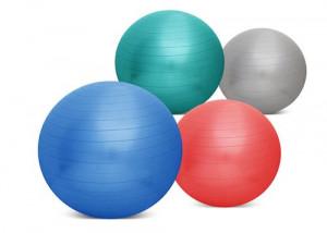 Anti Burst Gym Ball with Foot Pump