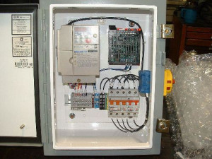VFD AC Drive Panel