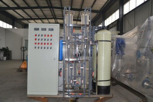 Industrial RO Purification System