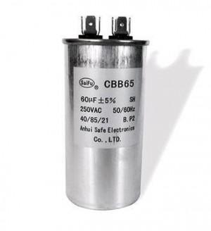 AC Motor CBB65 Capacitor