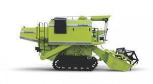 Agriculture Track Combine Harvester