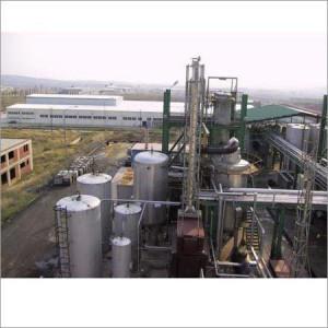 Atmosphere Distillation Plant