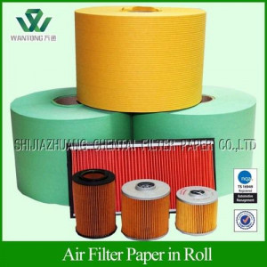 Acrylic Air Filter Paper