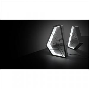 Butterfly Metal Frame LED Lamp Designing Service