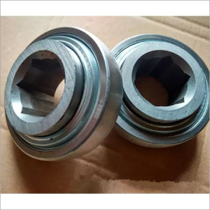 bearing 209krrb hexagonal bearing hex bore agricultural bearing