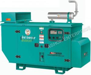 Air Cooled Silent Generator Set