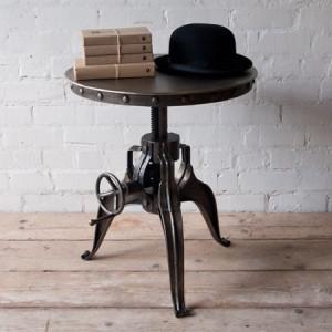 Adjustable Crank Table