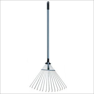 UNISON ADJUSTABLE LEAF RAKE