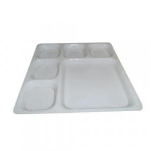 Plain Acrylic Dinner Plate