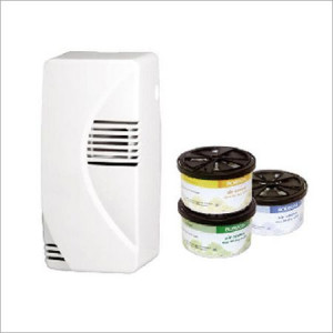 LCD Fan Air Freshner Dispenser