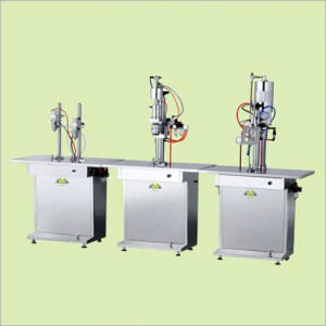 Aerosol LPG Gas Filling Machine