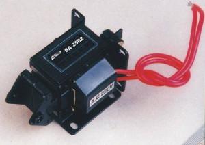 AC Solenoid SA-2502 1.5Kgf 15mm