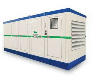 Air Cooled Genset
