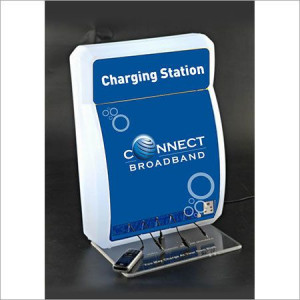 Acrylic Charging Point