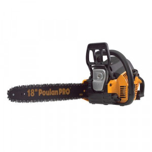 Poulan Pro 42-cu cm 2-cycle 18-in Gas Chainsaw with Case