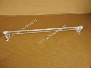 Acrylic Towel rod