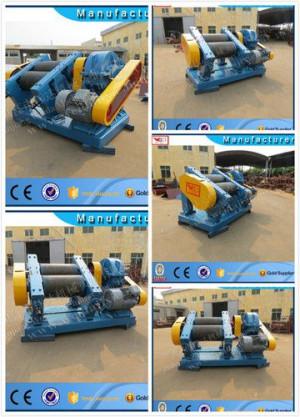 SMR Creeper Machine for natural rubber