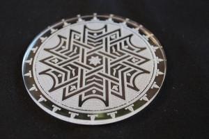 Acrylic Laser Engraving Services