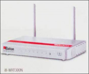 300M MIMO Triple Smart 3G Router
