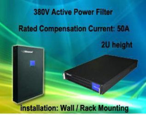 380v Active Power Filter: 50A