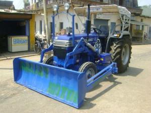 Bull V2 Tractor Dozer
