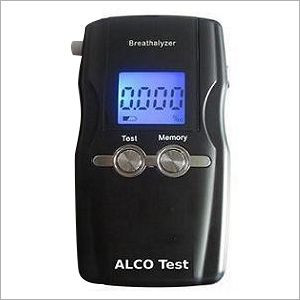 Alcohol Breath Analyser AlcoTest