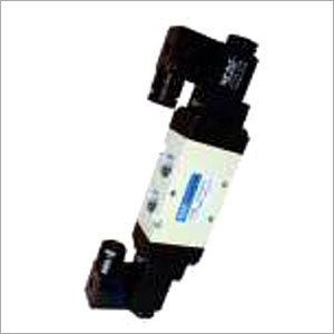 2 Positions - 5 Ports Solenoid Valve