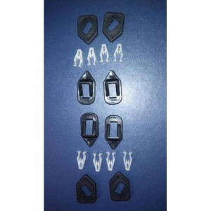 Rubber and Plastic Activa Nose Kit