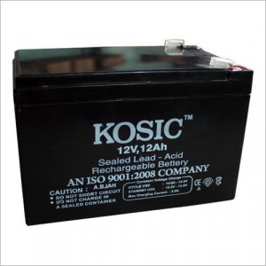 12 Volt 12 Ah Battery