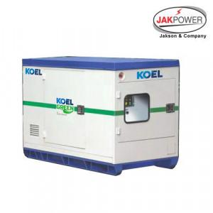 20 kva Air Cooled Kirloskar Generator