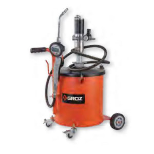 Air Operated Bucket Oil Ratio Pump