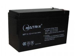 12V7Ah Battery