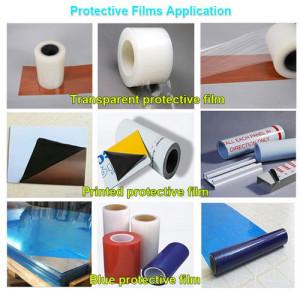 Plastic Adhesive Film