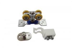 IPSA SL01 Sliding Roller for Wooden Door, Capacity 60kgs, One Set