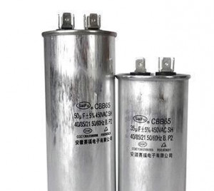 CBB65 AC Capacitor