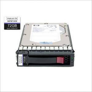 HP 72 GB Hard Disk