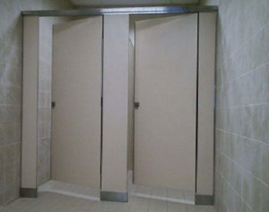 PD Cubicle Doors