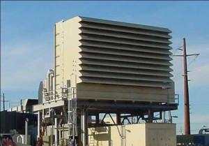 Gas Turbine Air Intake system