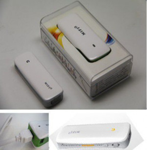 3G Wireless Mini Router With Power Bank Function