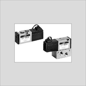 Direct Operated 5 Port Solenoid Valve
