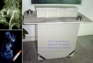 Cigarette Smoke Eliminator