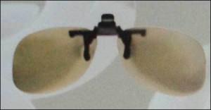 3D Clip Glasses
